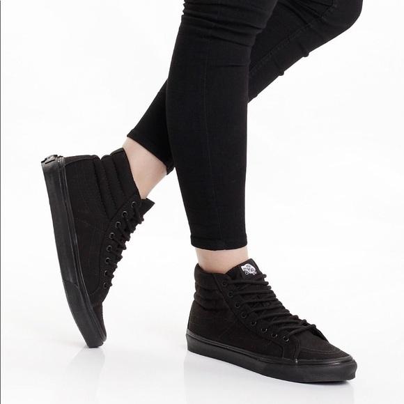 c5d9a7f9ae Vans Sk8 Hi Slim Sneakers. M 5aba7c731dffda6d2361ce11